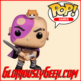 Funko - Games Pop! Vinyl - Dungeon & Dragons - Minsc & Boo #574