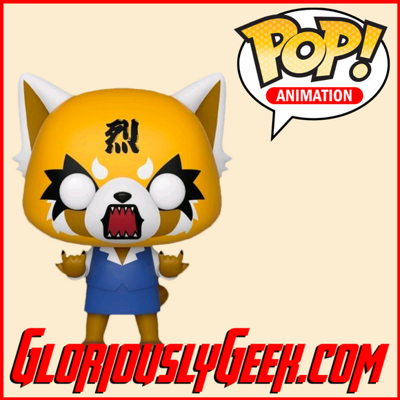 Funko - Animation Pop! Vinyl - Aggretsuko - Rage #23