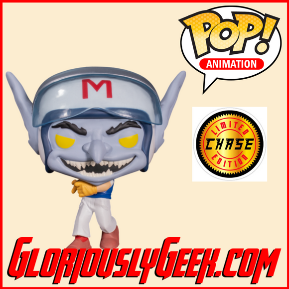 Funko - Animation Pop! Vinyl - Speed Racer (Chase) #737