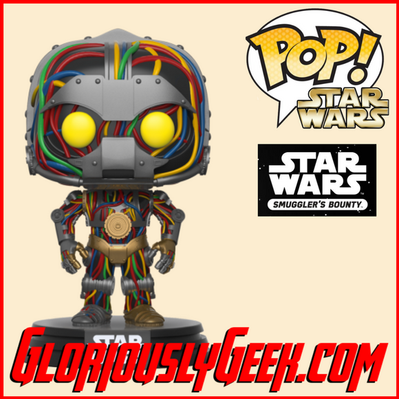 Funko - Star Wars Pop! Vinyl - C-3PO (Unfinished) #181