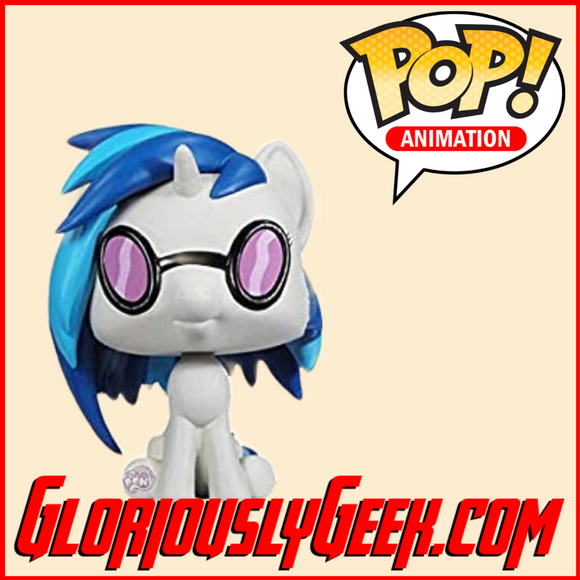 Funko - Animation Pop! Vinyl - My Little Pony - DJ Pon-3 #05