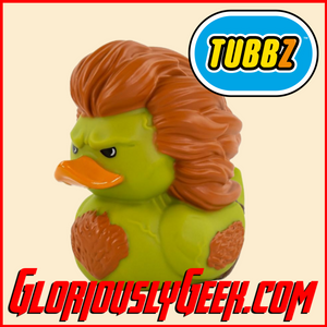 Collectable - Tubbz - Street Fighter - Blanka
