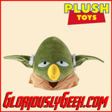 Plush Toy - Star Wars - Angry Birds -Yoda