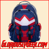 Apparel - Bags - My Hero Academia - All Might Backpack (UK Exclusive)