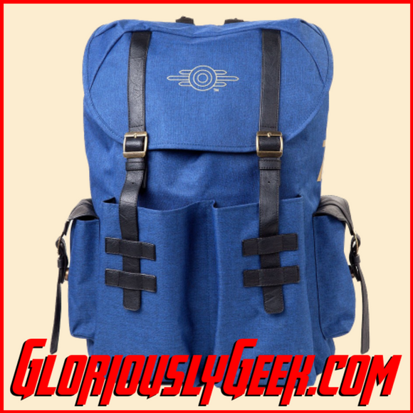 Apparel - Bags - Bethesda - Fallout 76 Backpack
