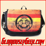 Apparel - Bags - Nintendo - Super Mario Distressed Retro