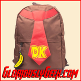 Apparel - Bags - Nintendo - Donkey Kong Tie Backpack