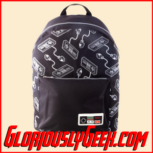 Apparel - Bags - Nintendo - NES Controller Backpack