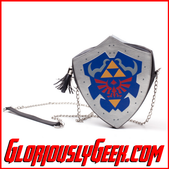 Apparel - Bags - Zelda - Hylian Shield Shoulder Bag