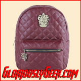 Apparel - Bags - Harry Potter - Gryffindor Premium Quilted Mini Backpack