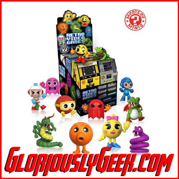 Funko - Mystery Mini - Retro Video Games