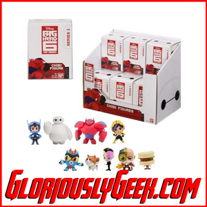 Bandai - Mystery Mini - Disney - Big Hero 6