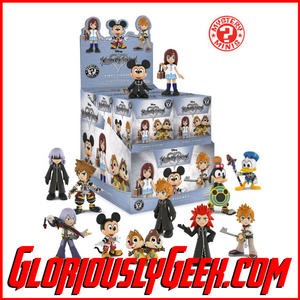 Funko - Mystery Mini - Disney - Kingdom Hearts