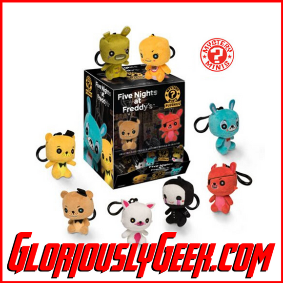 Funko - Mystery Mini Plush - Five Nights at Freddy's