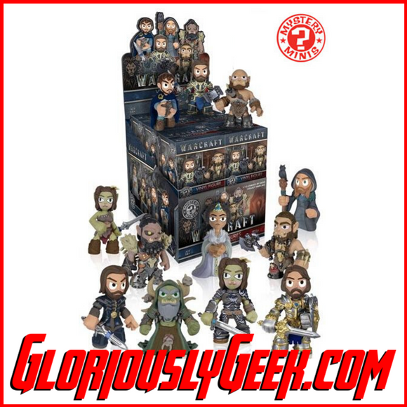 Funko - Mystery Mini - Warcraft