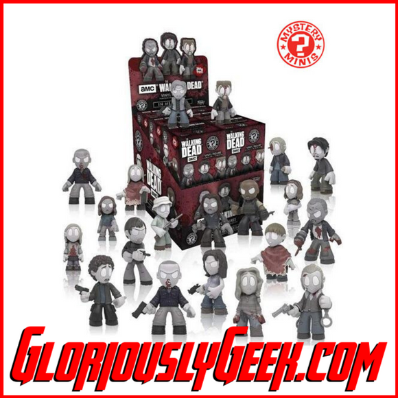 Funko - Mystery Minis - The Walking Dead: In Memorium