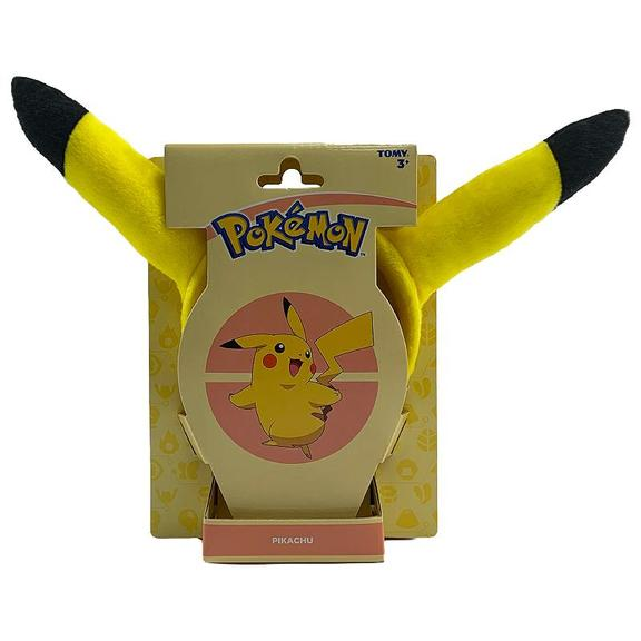 Pokemon - Plush Headband - Pikachu - Gloriously Geek