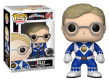 Funko - TV Pop! Vinyl - Mighty Morphing Power Rangers - Billy #673 - Gloriously Geek
