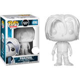 Funko - Movies Pop! Vinyl - Ready Player One - Parzival (Translucent) #496