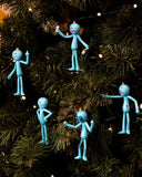Gifts - Rick and Morty - Mr Meeseeks Christmas Decorations