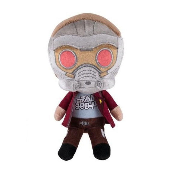 Funko - Marvel Heroes 8 Inch Plushies - Star lord - Gloriously Geek