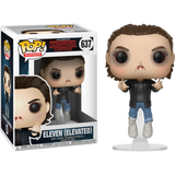 Funko - TV Pop! Vinyl - Stranger Things - Eleven (Elevated) #637
