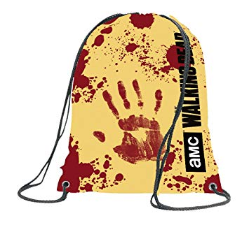 The Walking Dead - Bloody Gym Bag - Gloriously Geek