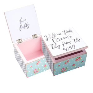 Hinged Box - Your Dreams Know The Way