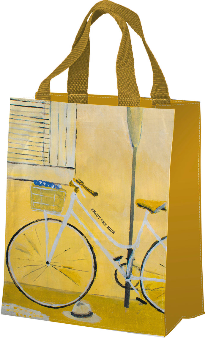 Daily Tote - Enjoy The Ride