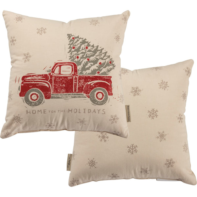 Holidays Pillow