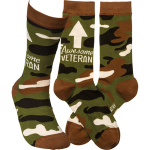 Socks - Awesome Veteran