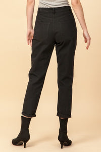 High Waist Pants in 2 Colors