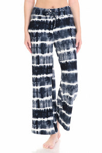 Wide Leg Lounge Palazzo Pants in 3 Colors