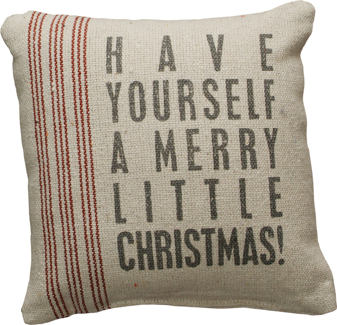 Pillow - Merry Little