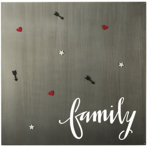 Family Magnet Board