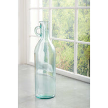 TALL VASE WITH HANDLE