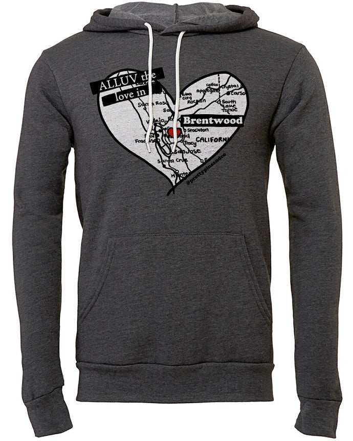 Alluv the Love in Brentwood Dark Grey