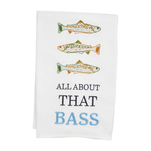 All About That Bass Towel