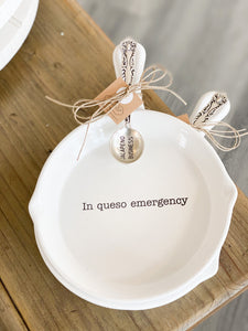 Queso Emergency Dish