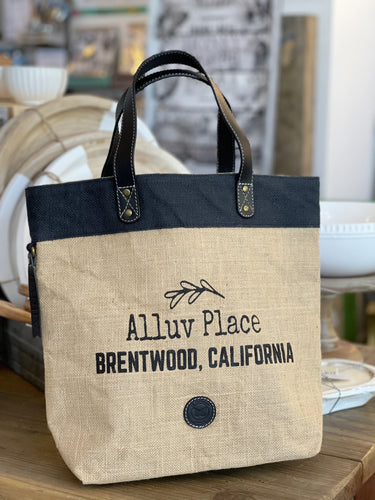 Custom Alluv Place Brentwood Bag