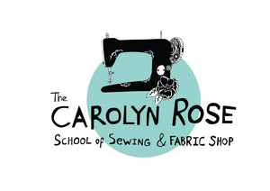 The Carolyn Rose School of Sewing