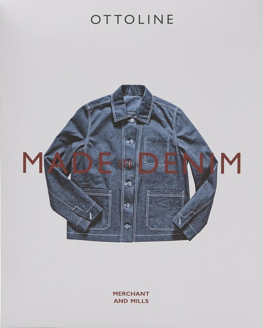 Ottoline - Made in Denim - Merchant and Mills