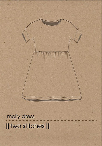 molly dress - two stitches