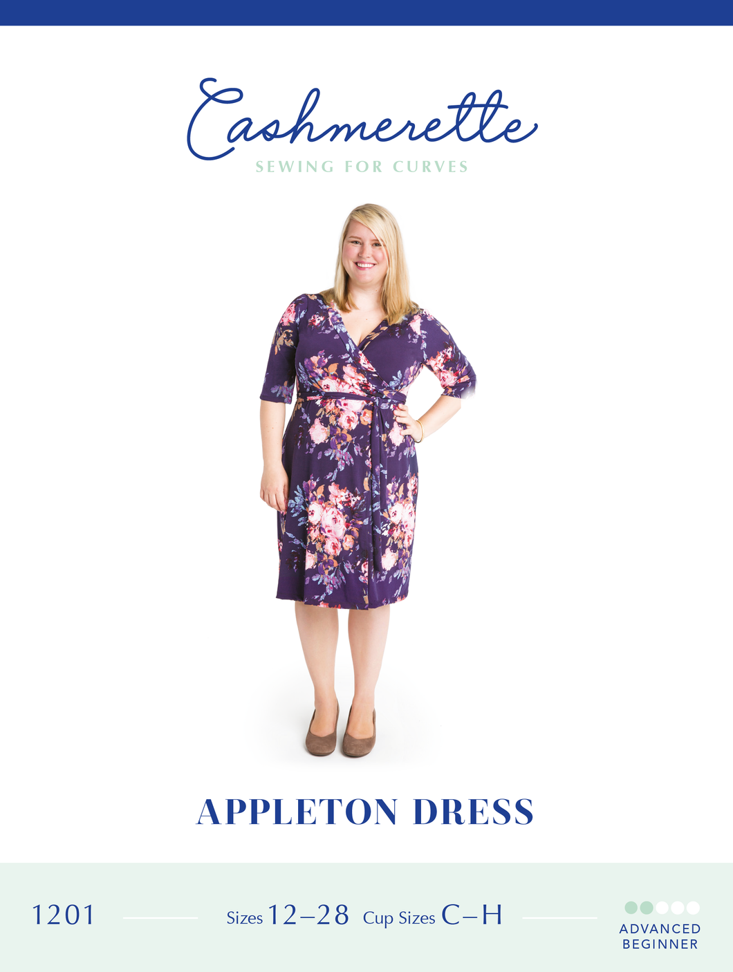 Appleton Dress - Cashmerette