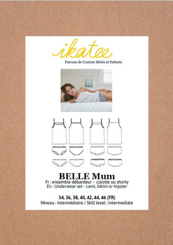 Belle Mum - Underwear Set - ikatee
