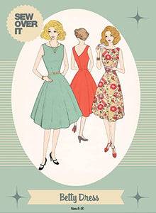Betty Dress - Sew Over It