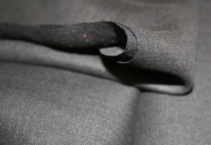 Solid Black - Linen