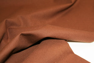 Solid Brown - Cotton
