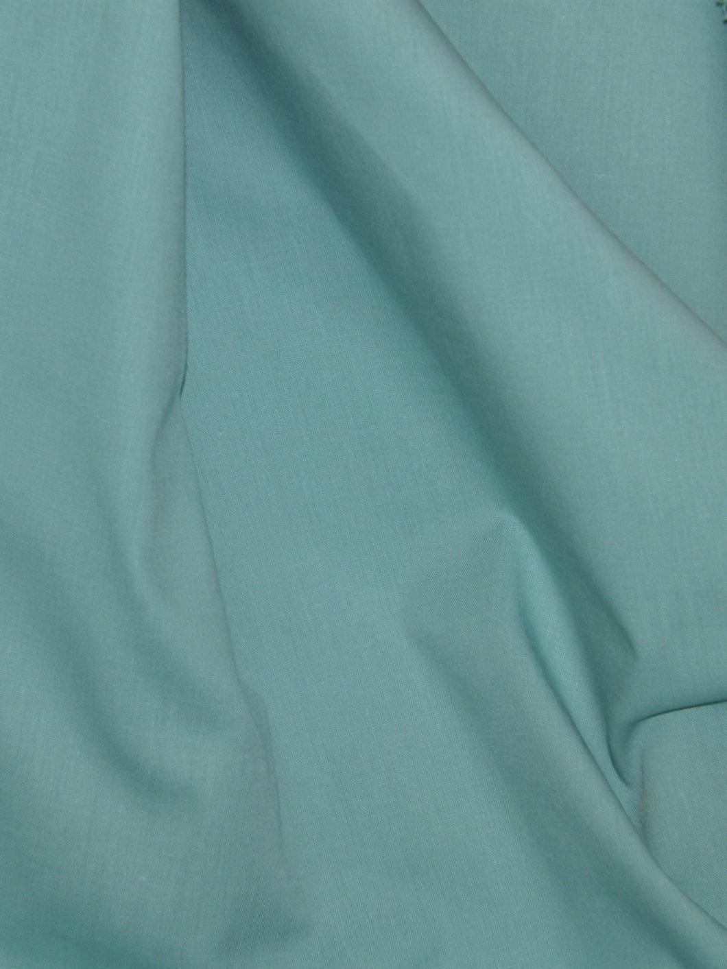 Solid Mint Green - Cotton