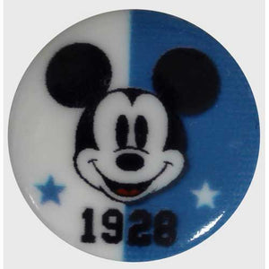 Mickey Mouse 1928 Disney Button - 20mm
